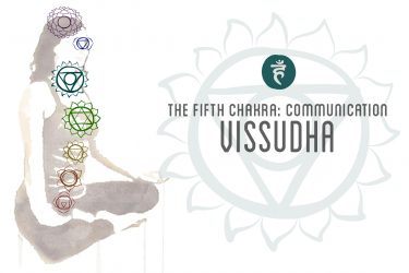Vissudha, purification center, throat Chakra.