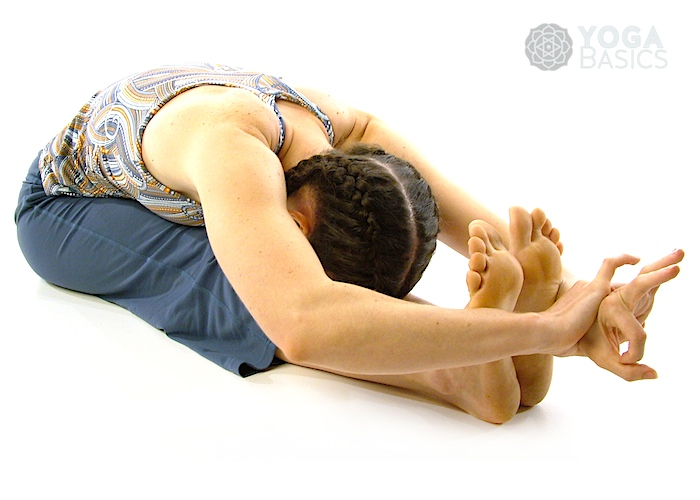 Paschimottanasana • Seated Forward Bend