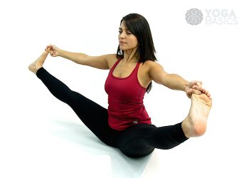 Upright Seated Angle • Urdhva Upavishta Konasana