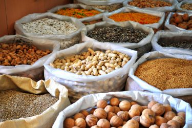 nuts and seeds for yogis