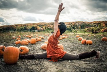 Autumn Yoga