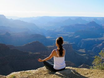 yoga grand canyon