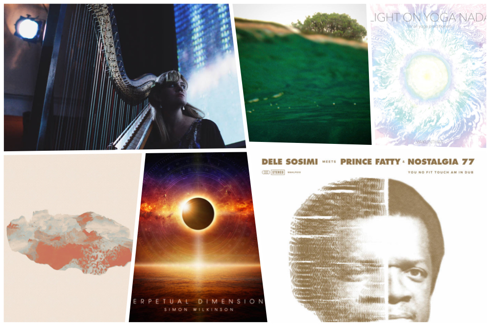 The Best New Music for Yoga: August Edition