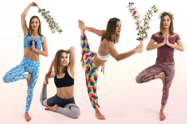 Spring Yoga Fashion Tips and Trends
