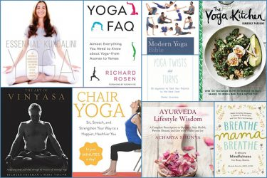 best yoga books spring 2017